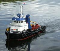 Model Slipway Dutch Courage - R/C Ready