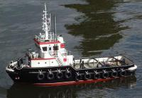 Model Slipway Al Khubar Tug- RC Ready