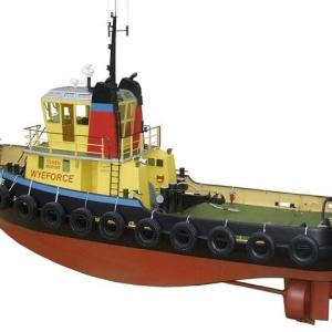 Model Slipways Wyeforce Mooring Tug