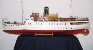 George DeSchryver Models on Display
