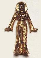 Figureheads-5610 Egyptian Figurehead 47mm