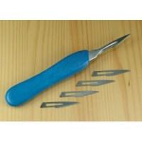 #3 Scalpel w/#11 Blades (5) PKN5002/11