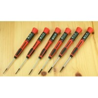 6pc.Slotted Blade Screwdriver Set PSD1600