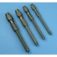 English Pattern Pin Vice (3.0-4.8mm) PPV4001/D