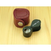 Jewelers Loupe Double Lens - 10x POP1490/B