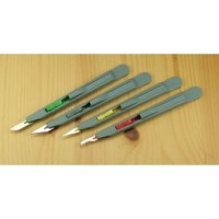 Retractable Safety Knife-#10 green PKN3216/10