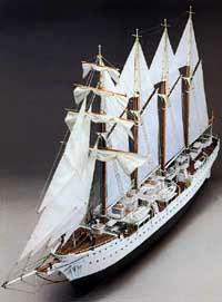 Artesania Latina JS Elcano wood ship kit