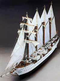 Artesania Latina JS Elcano wood ship kit