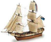 Artesania Latina wood ship kit HMS Supply