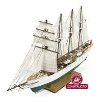 JS Elcano Starter Ship Kit by Constructo 80568