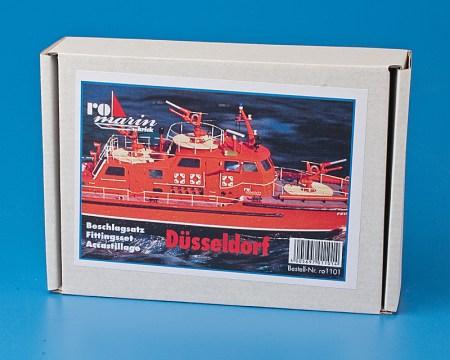 Dusseldorf Fitting Set