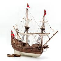 Willem Barentsz Expedition Ship