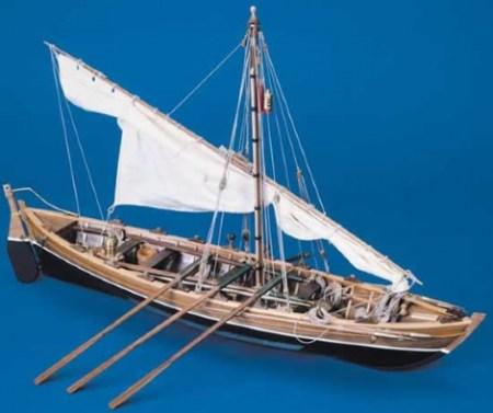 Lancia Baleniera whaleboat