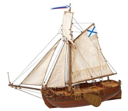 Master Korabel Deck Boat St. Gabriel