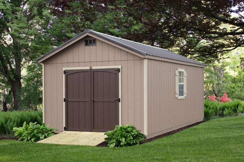 Premier Collection Garden Shed