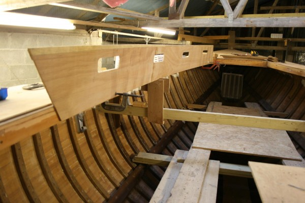 43 Holman Wooden Sailing Yawl NEW BUILD For Sale