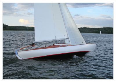 Tumlare For Sale Knud Reimers Designed Swedish Sailing Boat