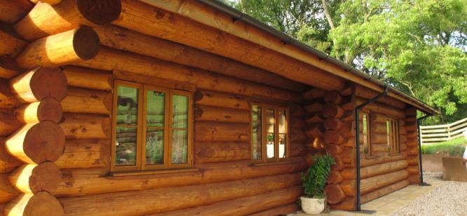 How Build Log Cabin