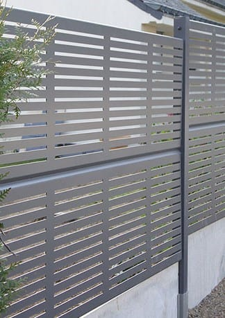 panneaux aluminium decoratifs decoupes