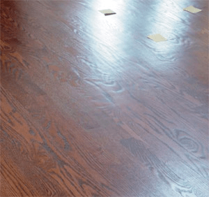 Why Does This Wood Floor Finish Have A Milky Cast And