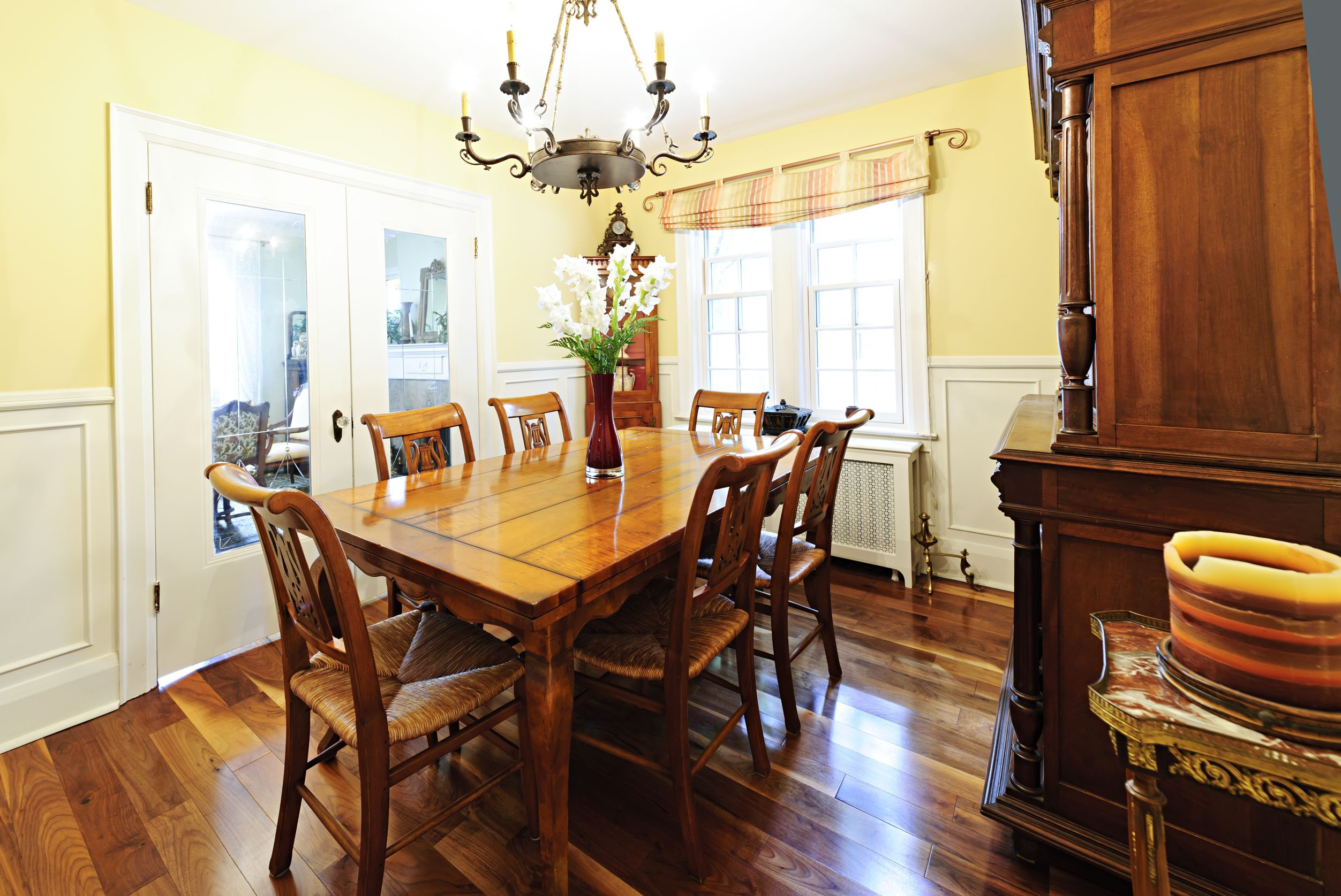 Restoring Old Wood Floors To Their Former Glory