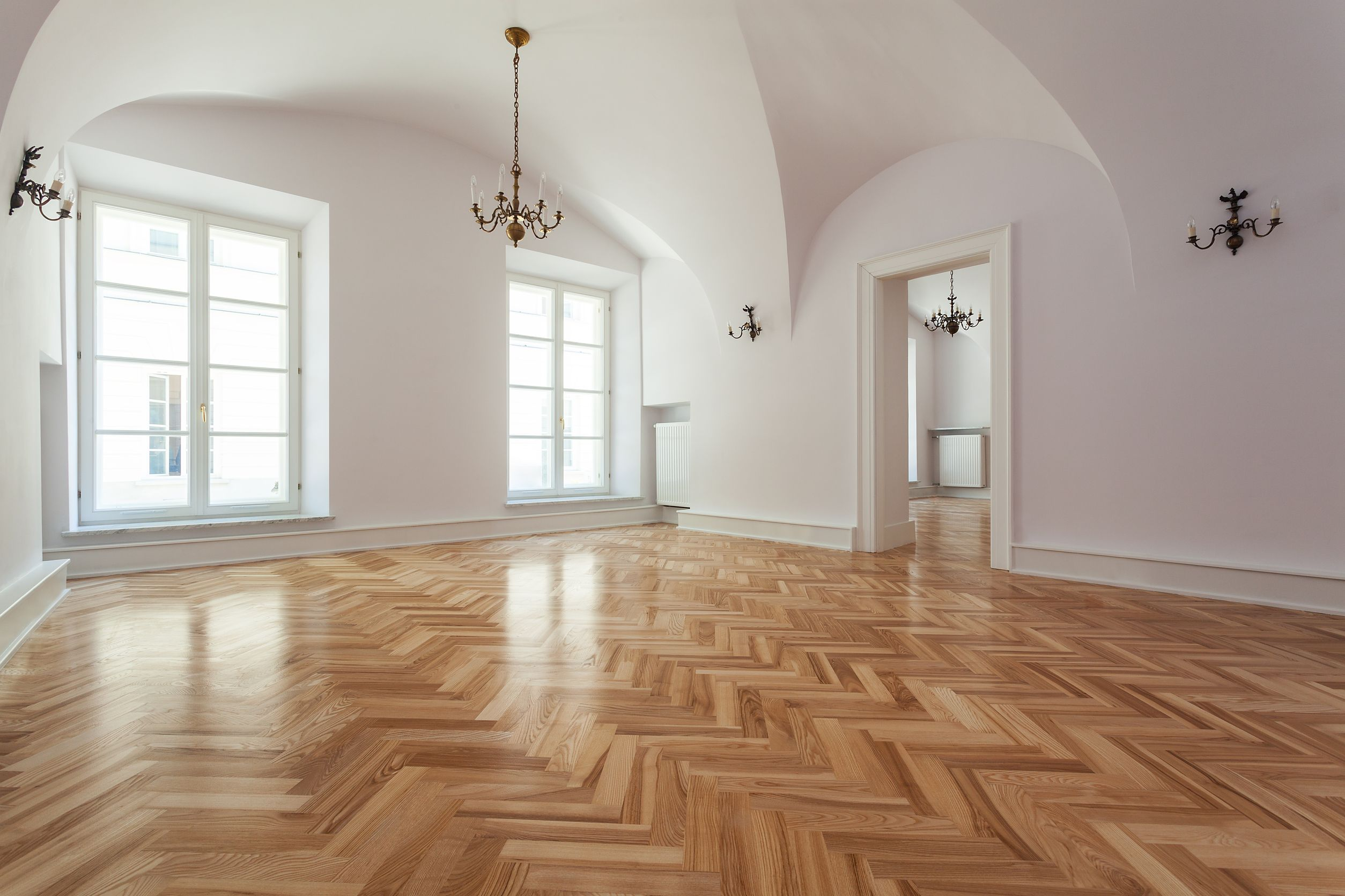 Why Choose Parquet Flooring And How To Install It WoodFloorDoctorcom - What to do with parquet flooring