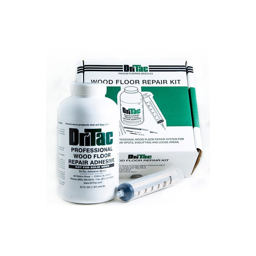 Product Review Dritac Injection Repair Kits For