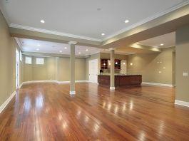 home woodfloordoctor com pressure treated wood basement floor basement wood flooring options
