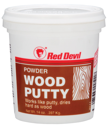 Different Types Of Wood Filler And Wood Putty