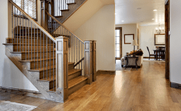 hardwood floors sheen