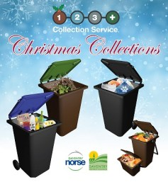 Xmas Collection Bins