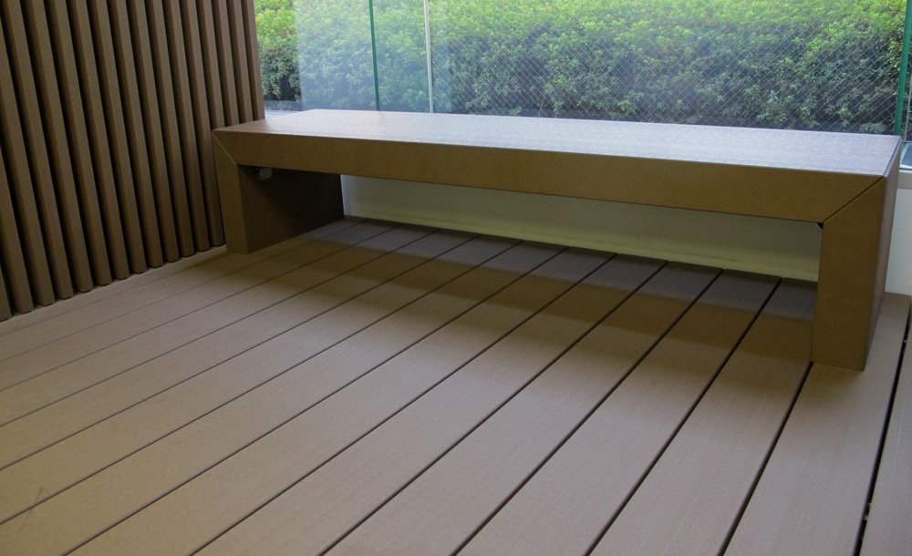 terrasse bois ou en composite