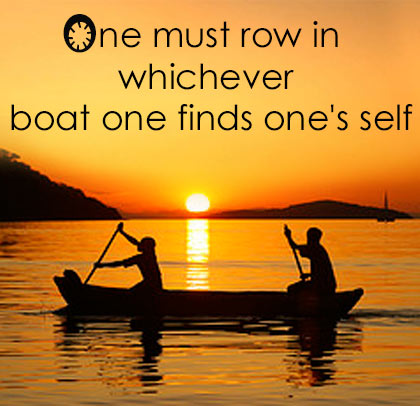 one-must-row
