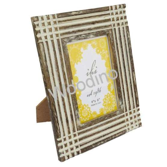 Woodino Wall Photo Frames For 6x4 Inch Photo