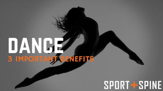 Three Healthy Benefits of Dance