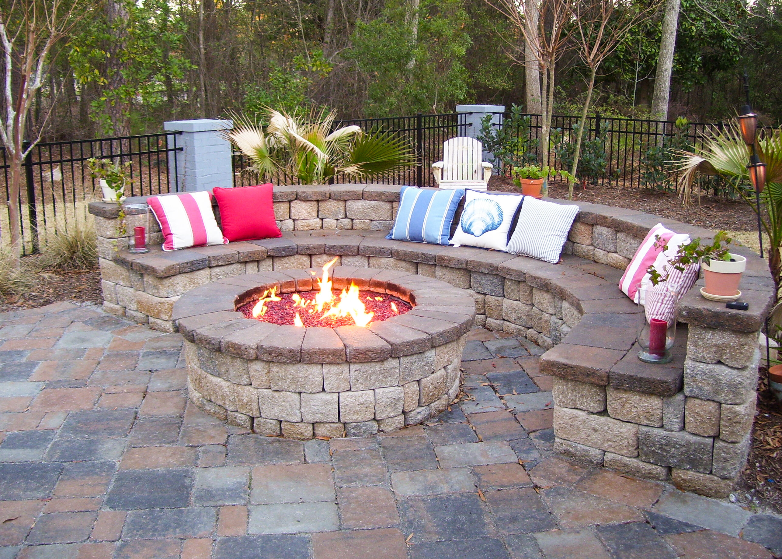 3 easy diy fire pit ideas