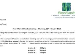 Recent Letters - Woodlands Community College