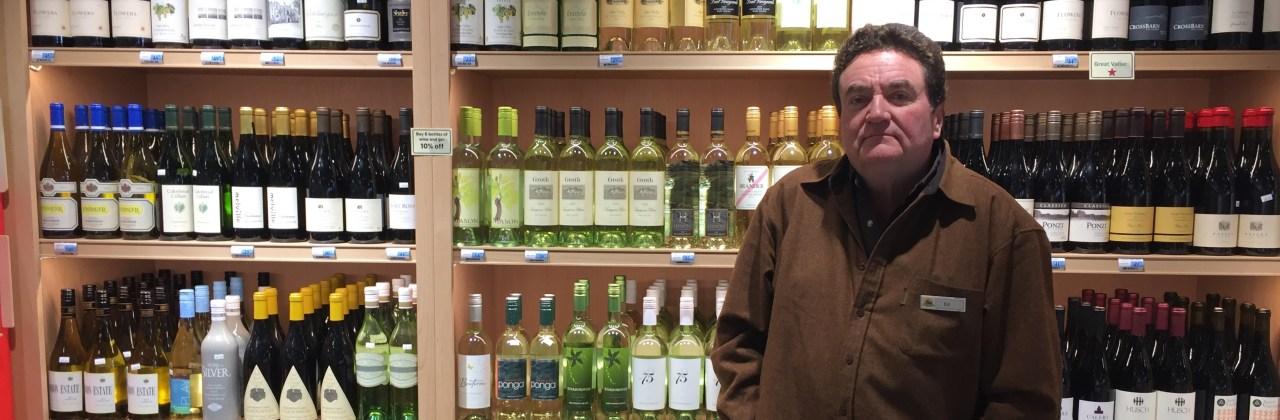 Ed Guelld, Wine, Beer and Spirits Manager, San Francisco