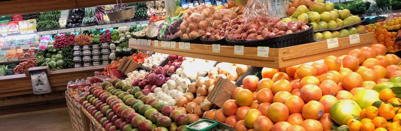 Winter Produce is on the Shelves