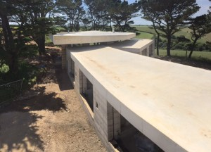 Woodmace Concrete Structures - Architectural Finish