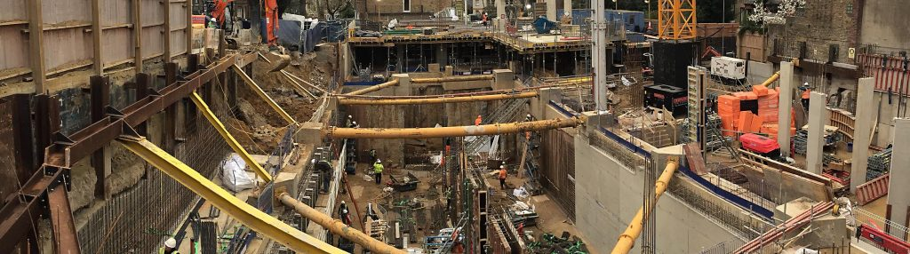 Concrete Structures, Hamstead