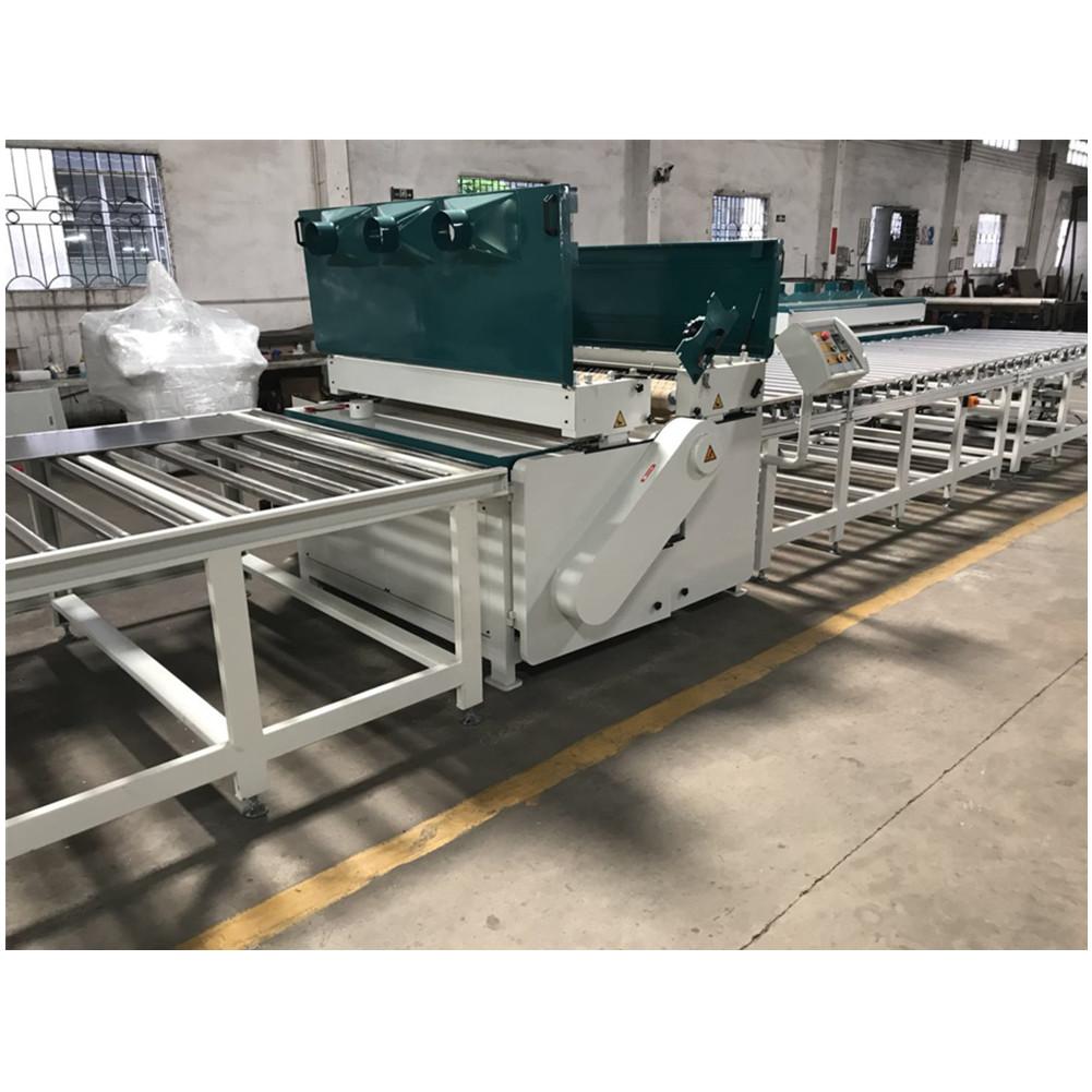 Multiple Rip Saw Machine Qingdao Haozhonghao Woodworking Machinery Co Ltd