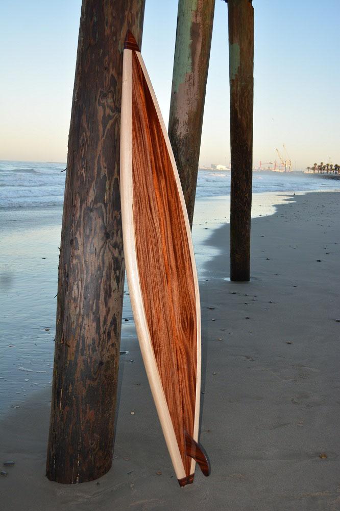 Koa Wood Surfboards For Sale