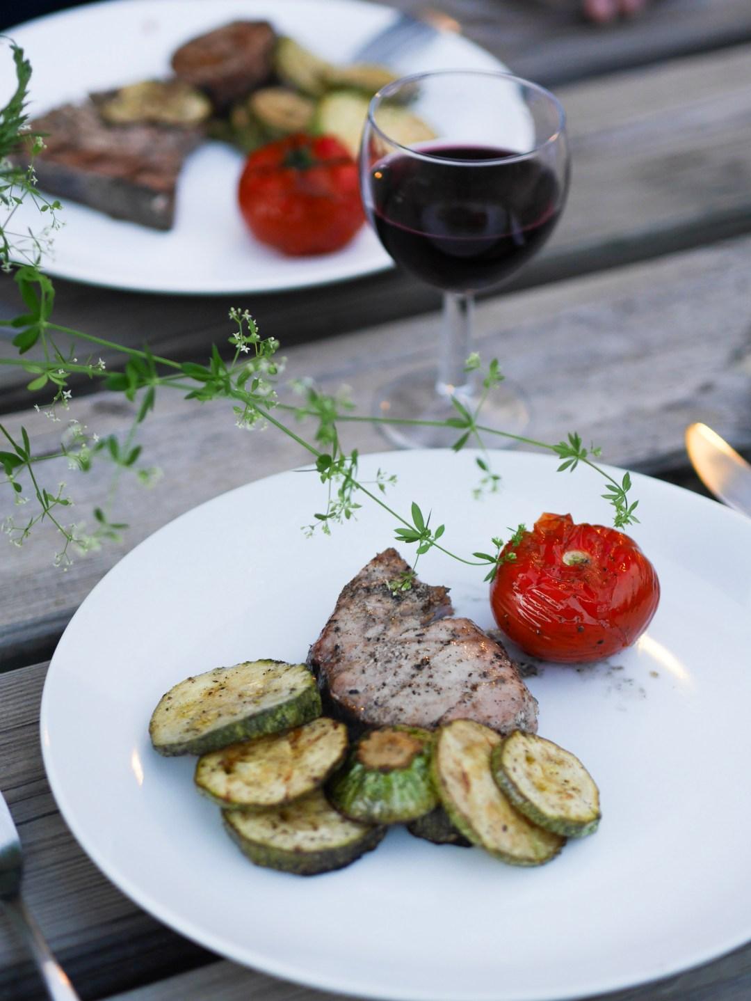 recette-herbes-maquis-corse-thon-légumes-barbecue