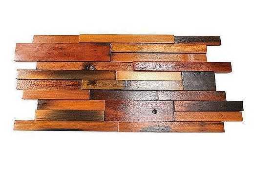 Reclaimed Wall Cladding, Reclaimed Interlocking Panels, Wall Cladding, Mosaic tiles, kitchen tiles, mosaic wall tiles, wooden mosaic tiles, wooden tiles, wall claddings, wood wall covering, reclaimed panels, wood tiles