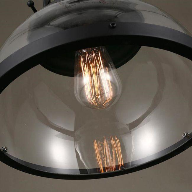 Bar Pendant Light, filament pendant lamp, industrial filament lamp, pendant lamp, pendant light