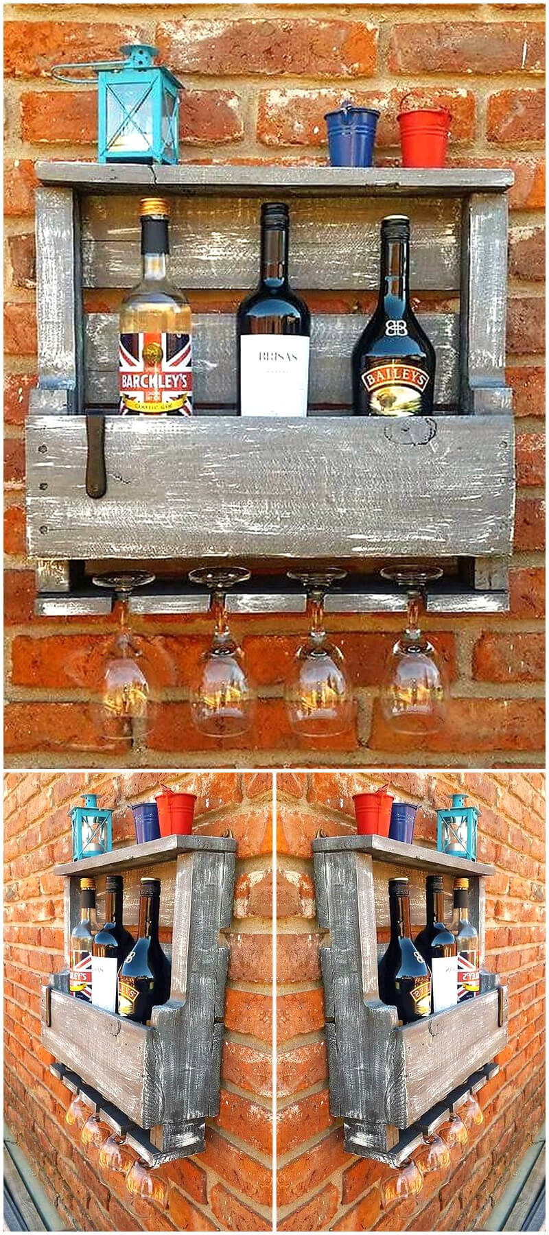 Awesome DIY Ideas For Reusing Used Shipping Pallets Wood
