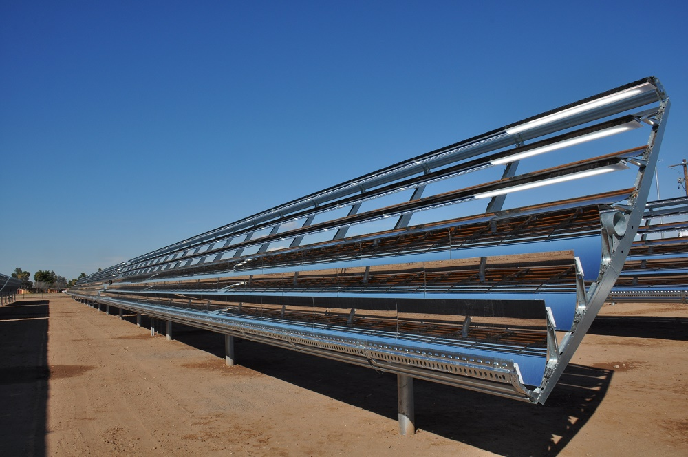 Arizona State University Polytechnic Campus Solar Site