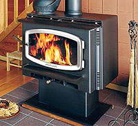 Avalon Olympic Wood Stove Features And Specifications
