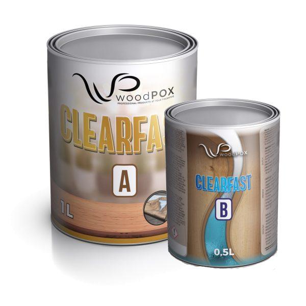 Clearfast 1250ml kit
